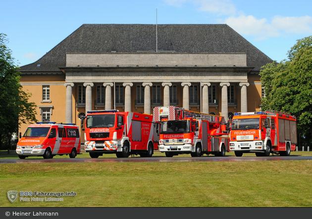 NI - BF Oldenburg - FuRW 1 - Löschzug 2011
