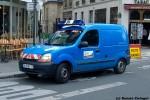 Paris - EDF GDF - Entstörfahrzeug
