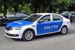 Tartu - Politsei - FuStW - 6378