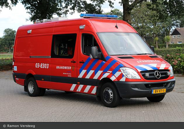 Midden-Drenthe - Brandweer - MZF - 03-8303