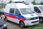 Mulhouse - Ambulance 68 - KTW - VSL