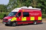 Wymondham - Norfolk Fire and Rescue Service - CU