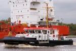 WSA Brunsbüttel - Peil- und hydrologisches Messschiff