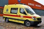 Tournai - Service Régional d'Incendie - RTW - 03 (alt)