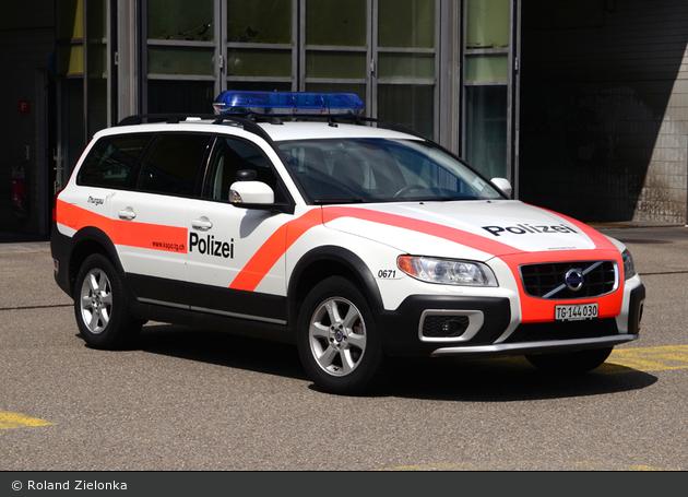 Frauenfeld - KaPo Thurgau - Patrouillenwagen - 0671