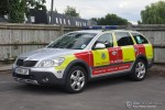 Reading - Royal Berkshire Fire and Rescue Service - Car