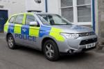 Pitlochry - Police Scotland - FuStW
