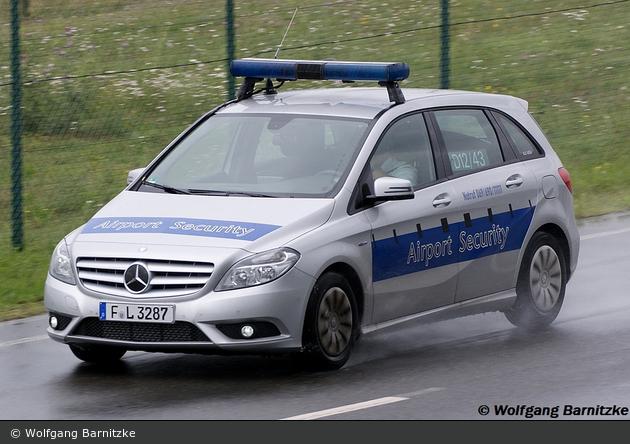 Flughafen Frankfurt a.M. - Airport Security - FuStW