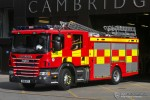 Cambridge - Cambridgeshire Fire & Rescue Service - WrL