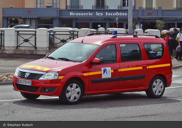 Carcassonne - SDIS 11 - PKW - VL