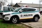 Bratislava - Polícia - Pohotovostná motorizovaná jednotka - FuStW