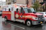 FDNY - EMS - Haz-Tac 006 - RTW