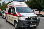 Veľký Krtíš - Rescue s.r.o. - RTW