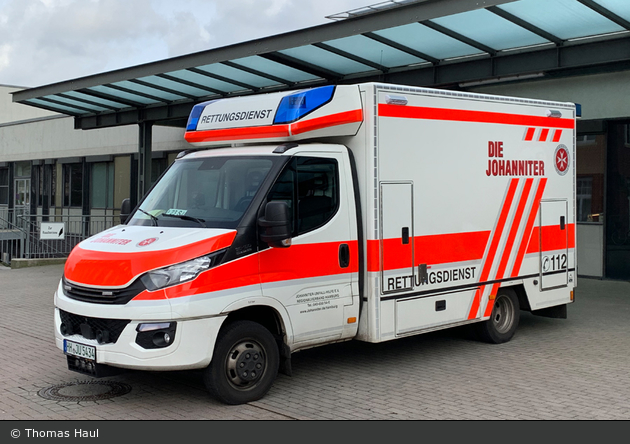 Akkon Hamburg RTW (HH-JU 5434)