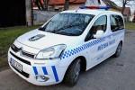 Milovice - Městská Policie - FuStW