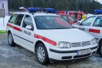BG-03153 - VW Golf Variant - Funkstreifenwagen