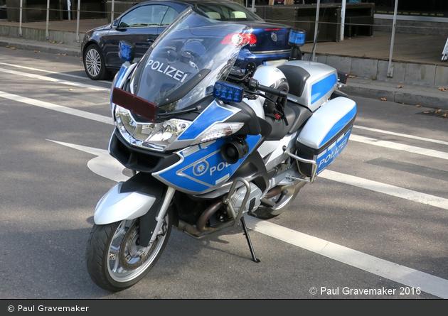 BWL4-5054 - BMW R 1200 RT - Krad