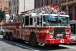FDNY - Manhattan - Ladder 043 - DL