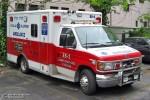 NYC - Brooklyn - Chevra Hatzalah Volunteer Ambulance Corp. Inc - Ambulance ES-2 - RTW