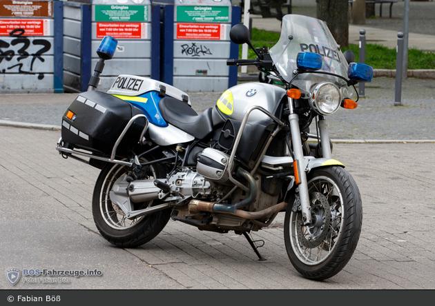 S-3317 - BMW R 850 R - Krad