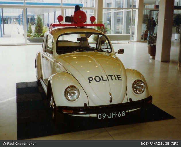 Amsterdam - Gemeentepolitie - FuStW (a.D.)