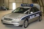 Stuttgart - US Military Police - FuStW