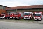 BY - WF ZF Passau - Fuhrpark alt/neu