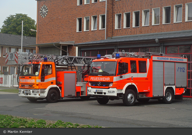 Mercedes Benz Atego 1022. Braunschweig 10/31 amp; 10/22