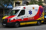 Madrid - SAMUR - RTW - 8421