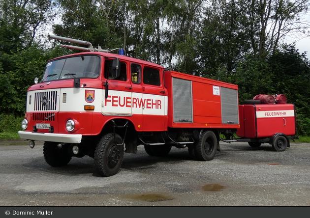 SN - FF Mechelgrün - TLF 16 mit TSA