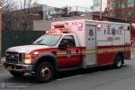 FDNY - EMS - Haz-Tac 584 - RTW
