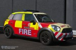 Birmingham - West Midlands Fire Service - BSV