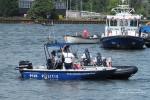 Ohne Ort - KLPD - Patrouillenboot P129