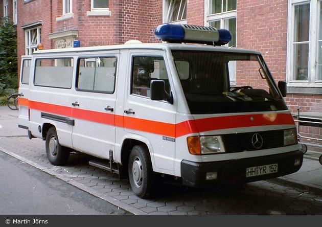 unbekannter Betreiber - KTW (a.D.) (HH-YR 152)