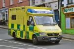 Wicklow - HSE National Ambulance Service - RTW - 566