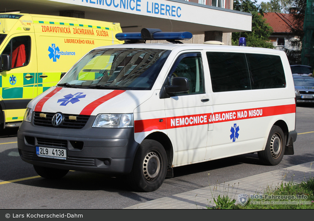 Jablonec nad Nisou - Nemocnice - KTW - 2L9 4138