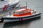 Brest - Gendarmerie Nationale - Polizeiboot - P798 - Brigantine