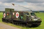 Hägglunds BV 206 der DSO
