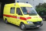Dinant - Service Régional d'Incendie - RTW