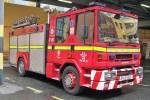 Dublin - City Fire Brigade - WrL - D101 - Reserve