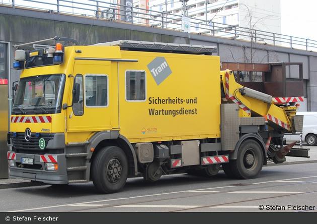 Berlin - Berliner Verkehrsbetriebe - Sicherheits- und Wartungsdienst (B-EV 1311)