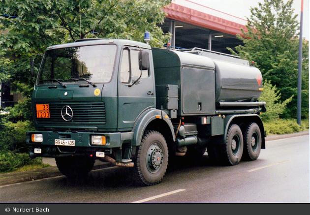 BG45-435 - MB 2632 - Flugfeldtankwagen (a.D.)