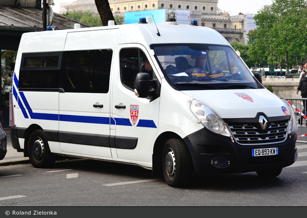 Châtel-Saint-Germain - Police Nationale - CRS 30 - HGruKw