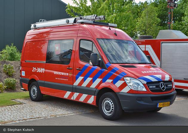 Sint-Michielsgestel - Brandweer- - GW - 21-3681