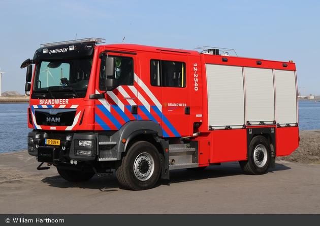 Velsen - Brandweer - HLF - 12-2540