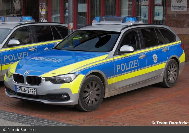 NRW6-2429 - BMW 318d Touring - FuStW