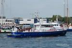 Lelystad - Politie - WP - Polizeiboot P87