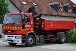Colmar - SDIS 68 - WLF - Porteur