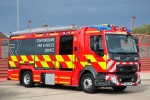 Hanley - Staffordshire Fire and Rescue Service - PrL