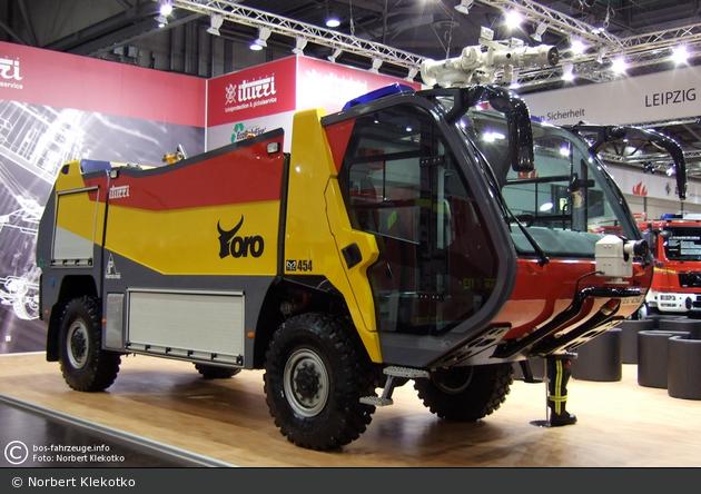 Iturri Toro M-Tec 454 - Protec-Fire - FLF